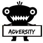 adversity man