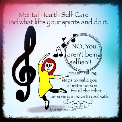 mental health music
